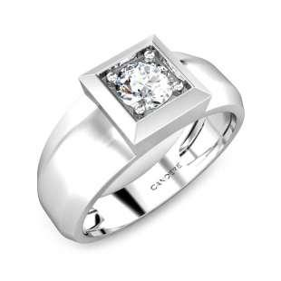 Leon Diamond Wedding Ring For Him