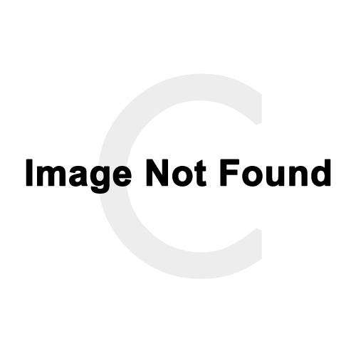 0.20ct Knife Edge Cushion Diamond Ring